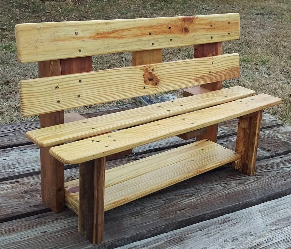 Diy Wood Pallet Furniture: 30+ Best DIY Pallet Furniture Ideas You Can Make